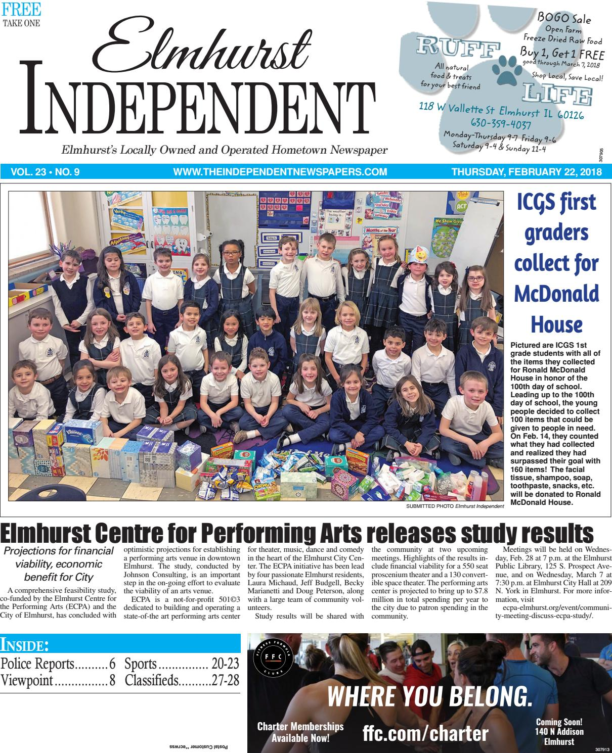 Ei 2 22 18 by Southern Lakes Newspapers / Rock Valley Publishing - issuu