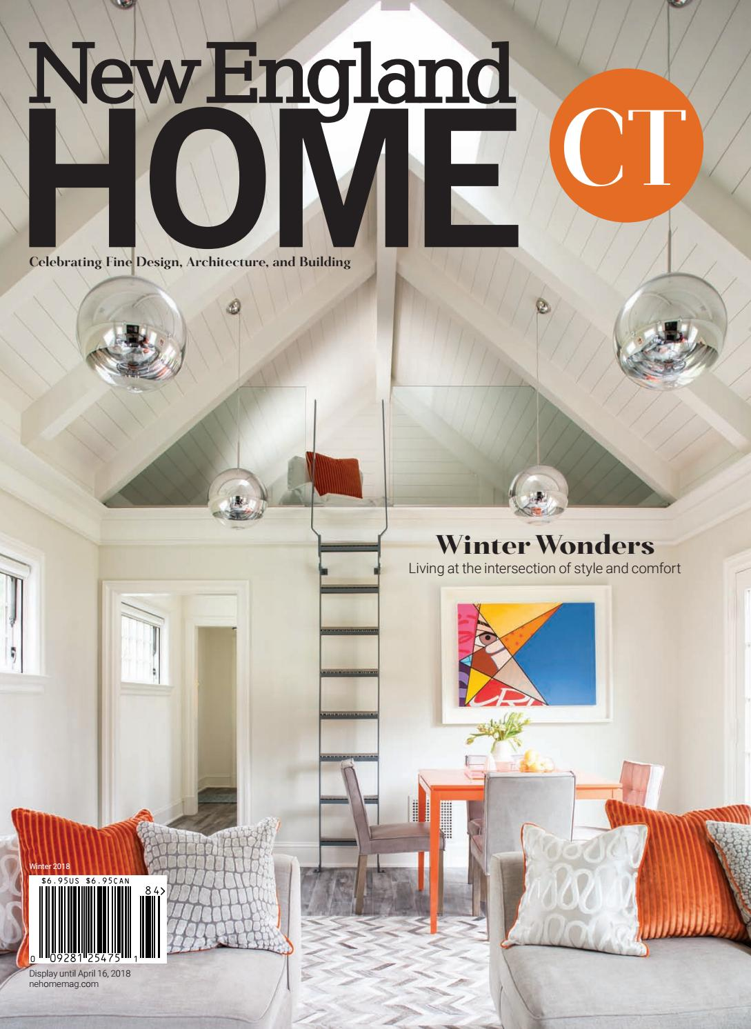 New england home connecticut winter 2018 by new england home magazine llc issuu