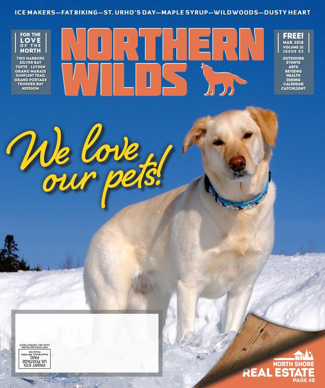 Northern Wilds March 2018 by Northern Wilds Magazine - issuu