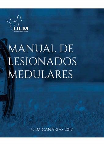 Manual de Lesionados Medulares by Calidoscopio - issuu