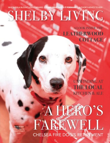 Shelby Living March 2018 By County Newspapers Inc