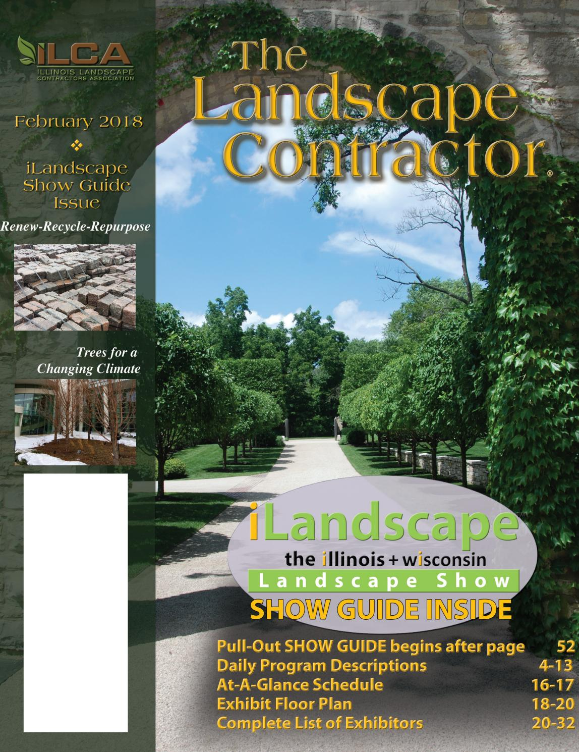 The Landscape Contractor magazine Digital Edition February 2018 by  Association Publishing Partners - issuu