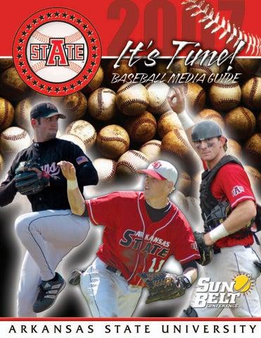 2007 Arkansas State Baseball Reference Guide By Dennen