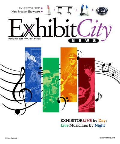 premium selection cc664 187d8 Exhibit City News - March April 2018 by Exhibit City News - issuu
