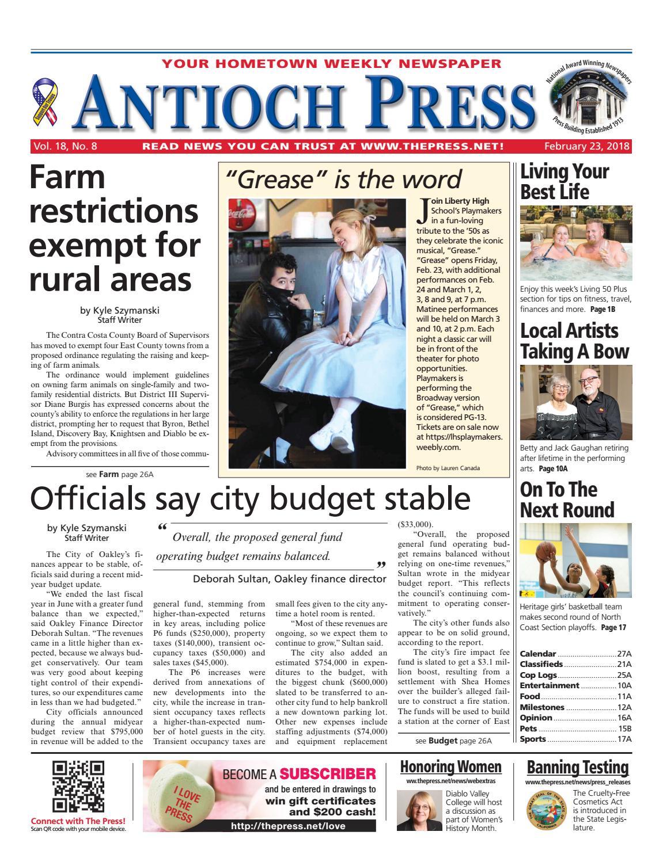 Antioch Press 02 23 18 by Brentwood Press & Publishing - issuu