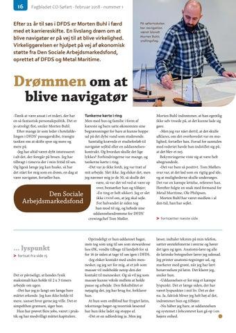 Page 16 of Drømmen om at blive navigatør