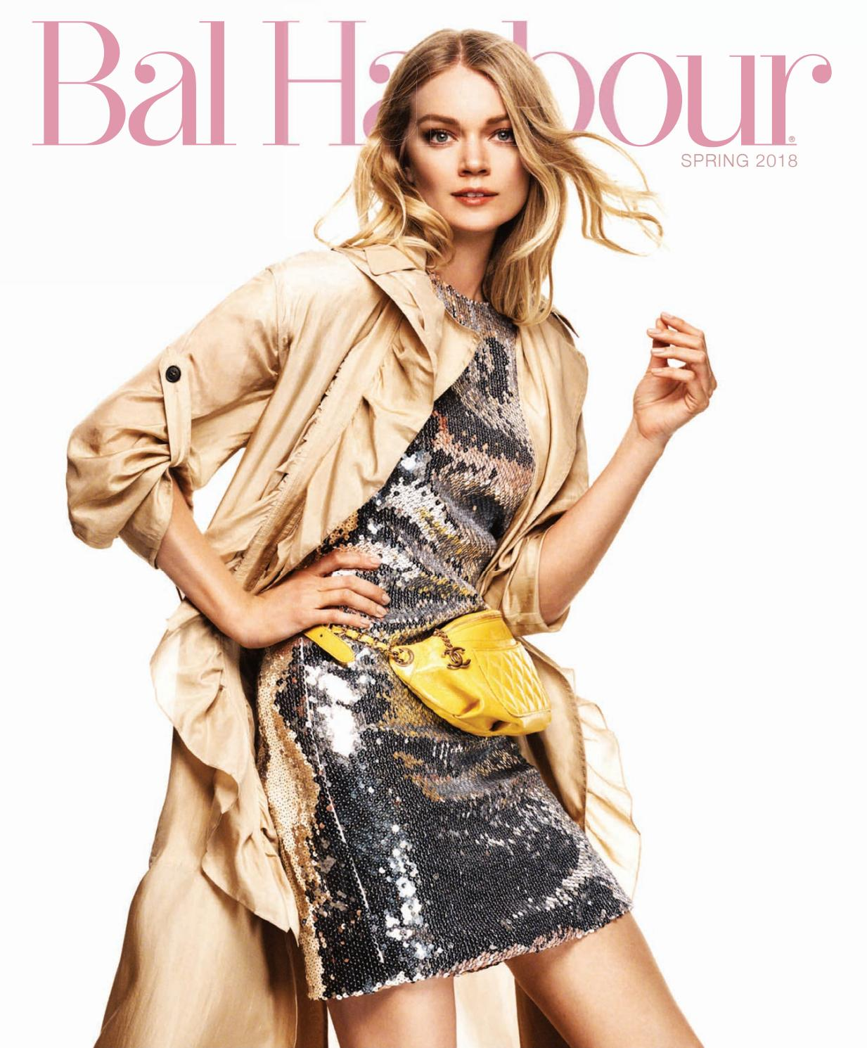 6fb660f488cc Bal Harbour Magazine - Spring 2018 by Bal Harbour Shops - issuu