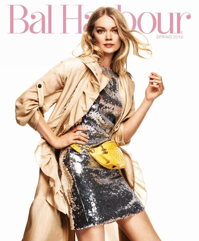 44c14cf319d Bal Harbour Magazine - Spring 2018 by Bal Harbour Shops - issuu