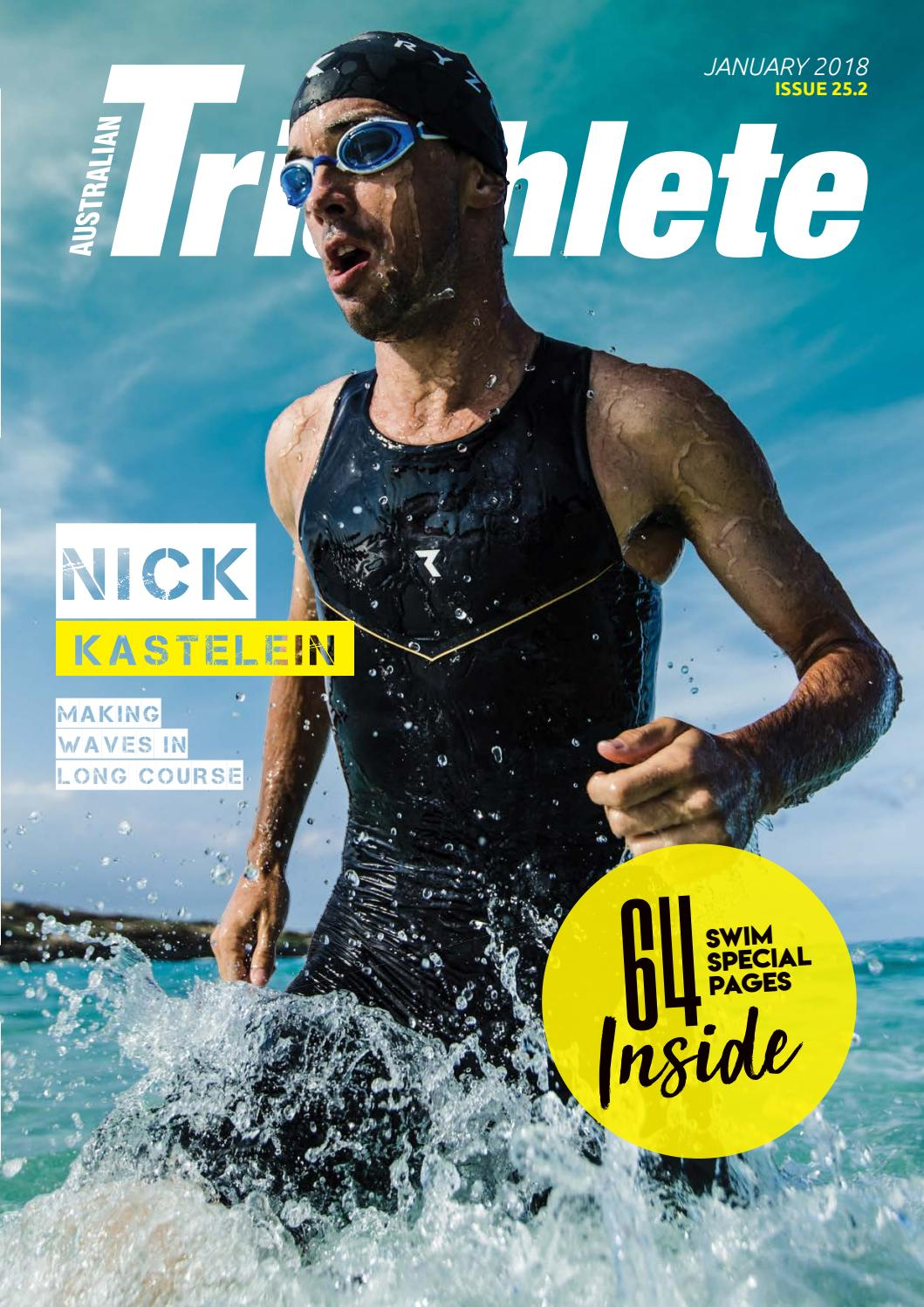 89daff31bf7 Australian Triathlete January 2018 by Publicity Press - issuu
