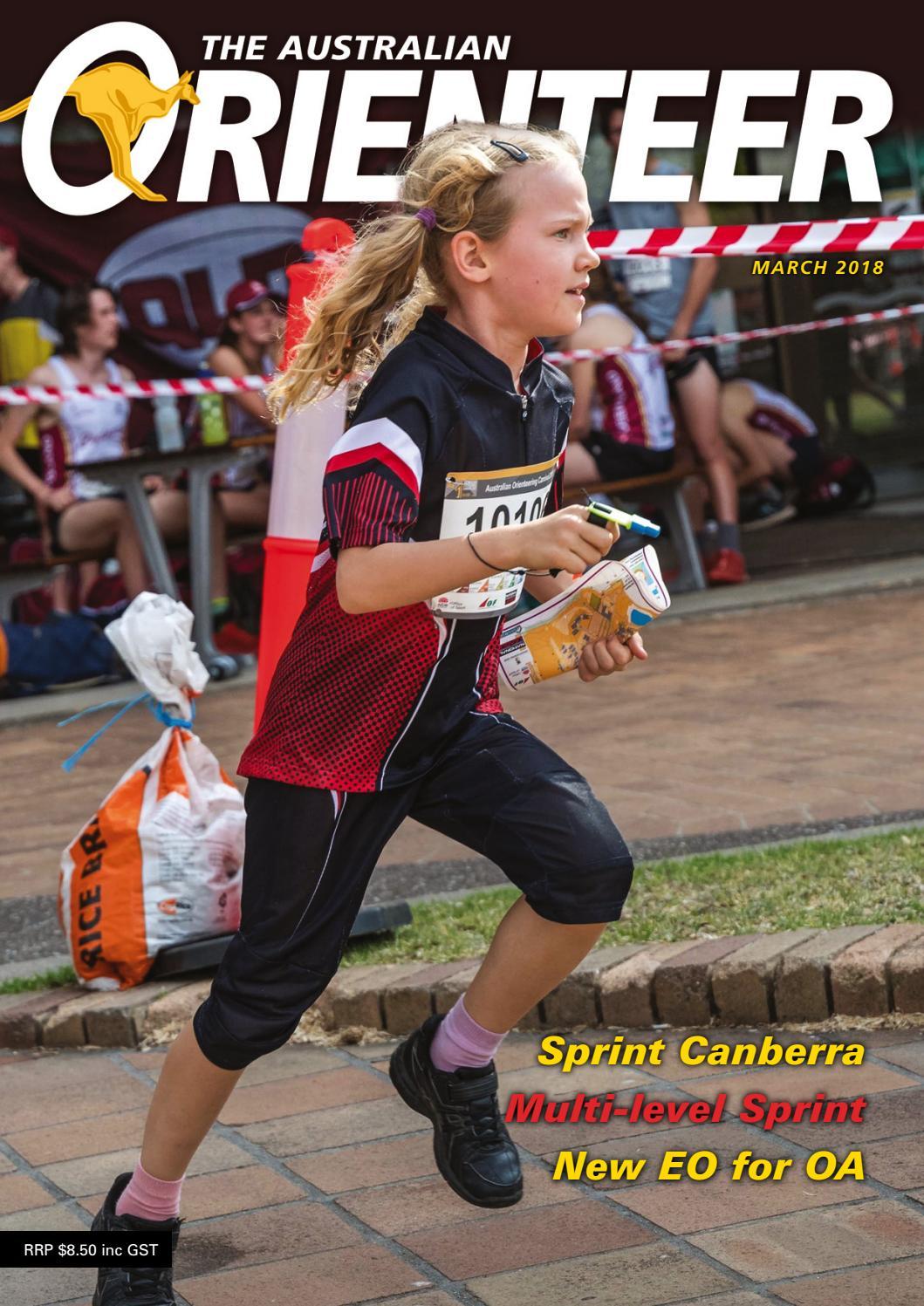 The Australian Orienteer – March 2018 by Orienteering Australia - issuu