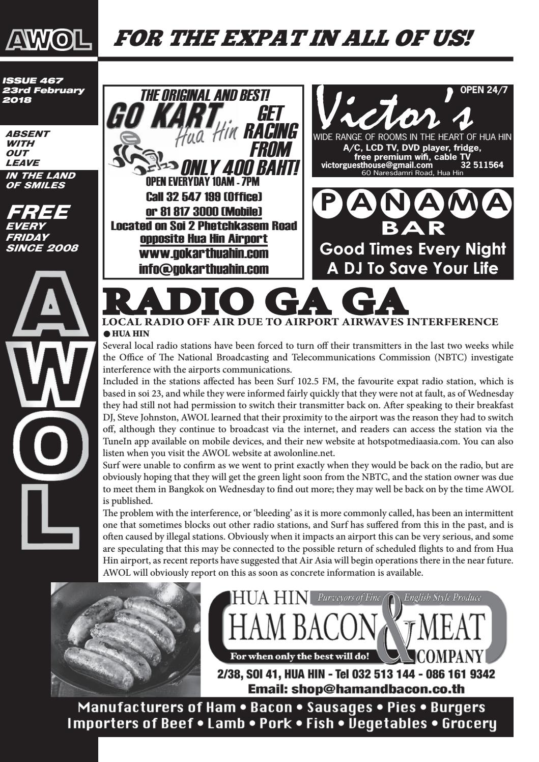 AWOL Issue 467 by AWOL Co  Ltd - issuu