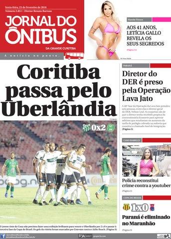 Jornal do Ônibus - Edição do dia 23-02-2018 by Editora Correio ... 9f2a65b867e4e