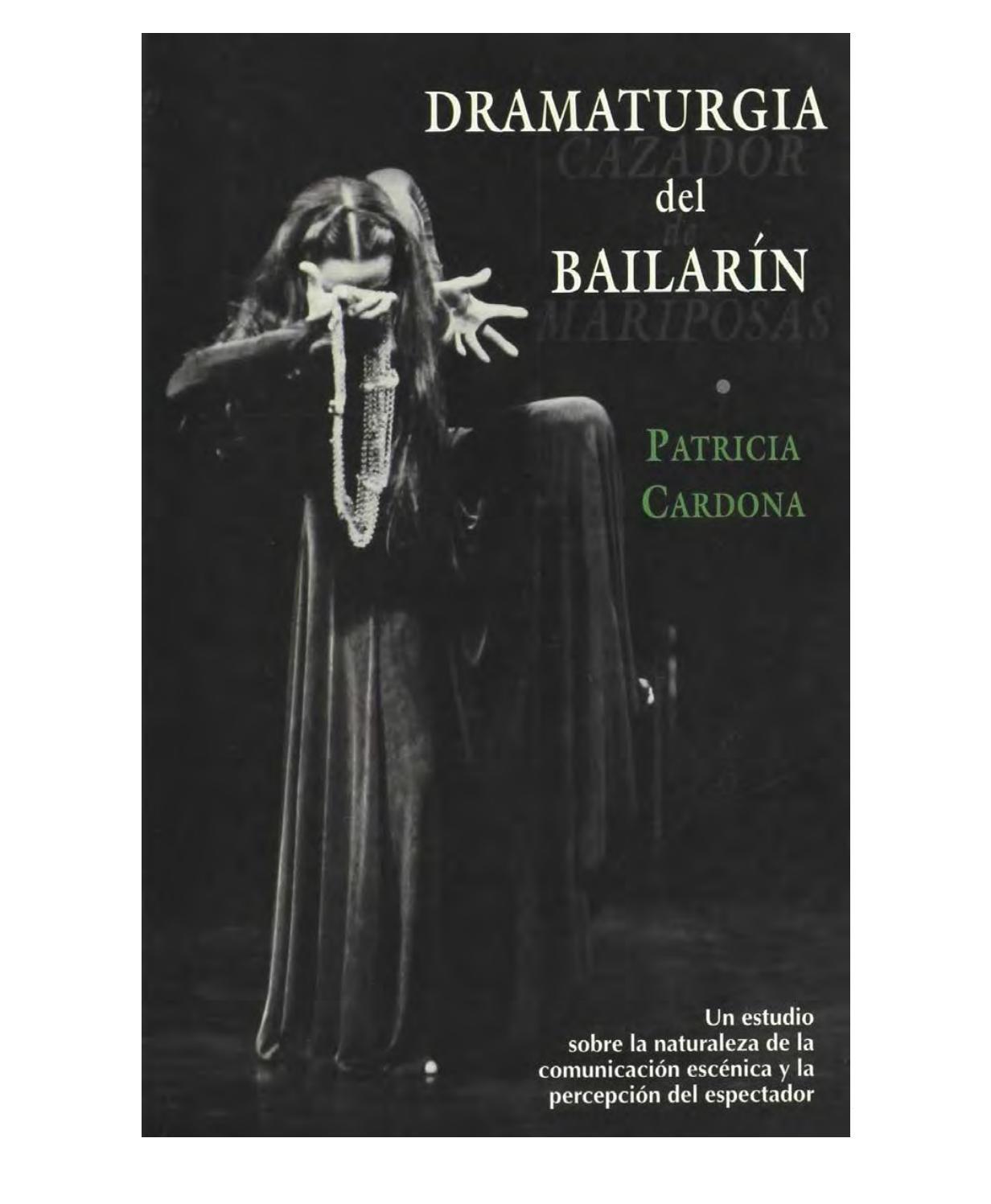 Dramaturgia del bailarin by Edgar NO - issuu