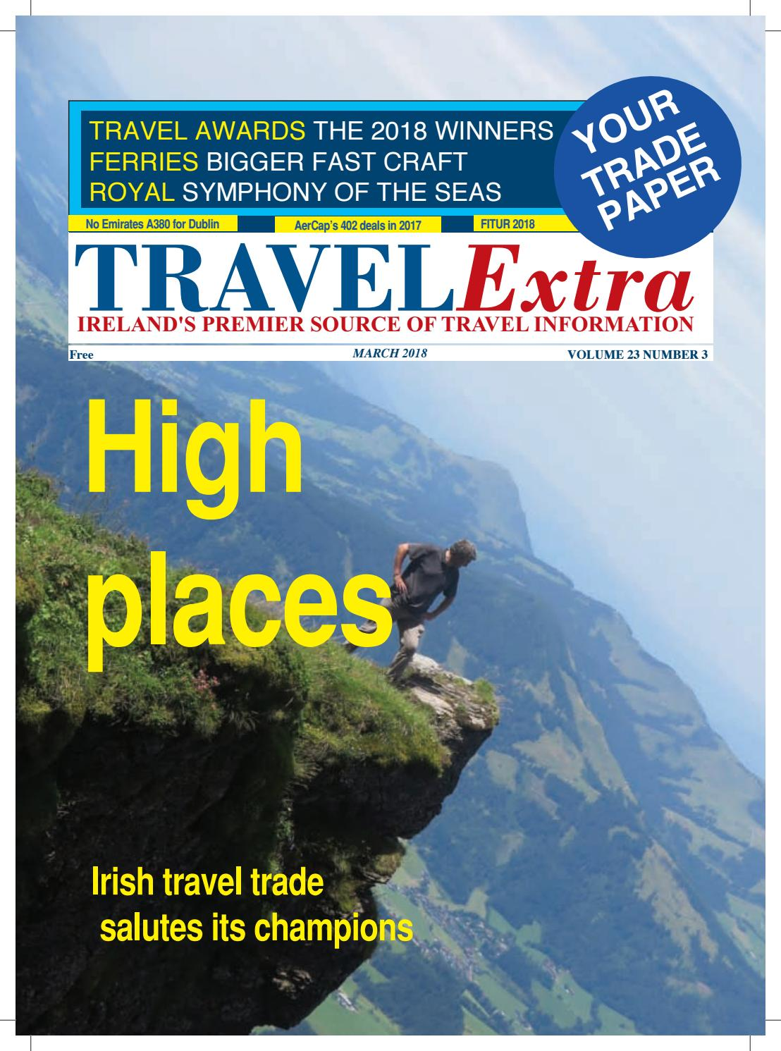 Travel Extra March 2018 by Travel Extra - issuu