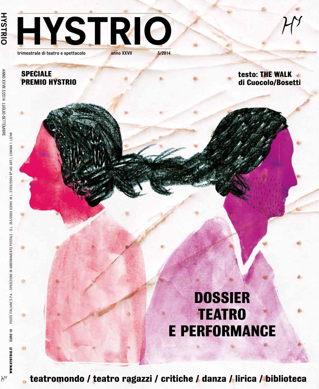 Hystrio 2014 3 luglio-settembre by Hystrio - issuu 7fd1c652072