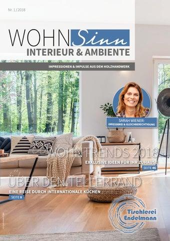 Endelmann wohnsinn 0118 by TopaTeam GmbH - issuu