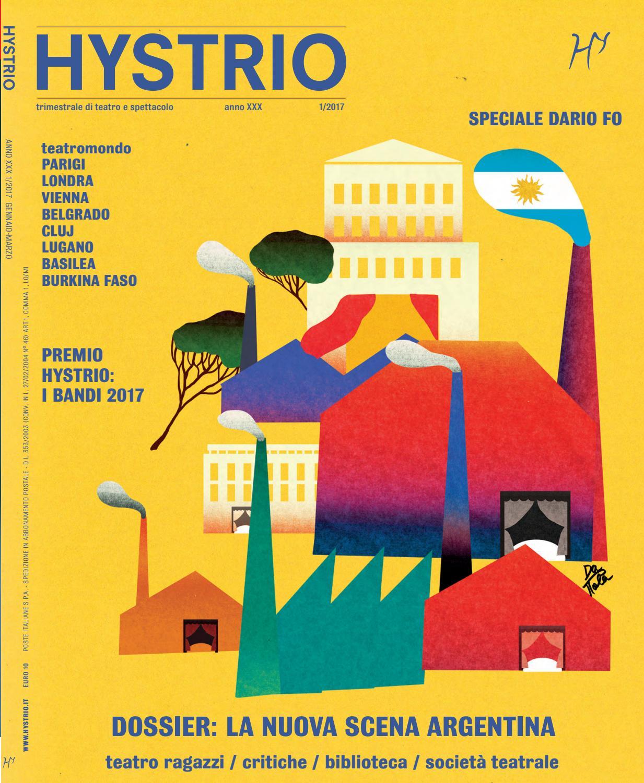 Hystrio 2017 1 Gennaio Marzo By