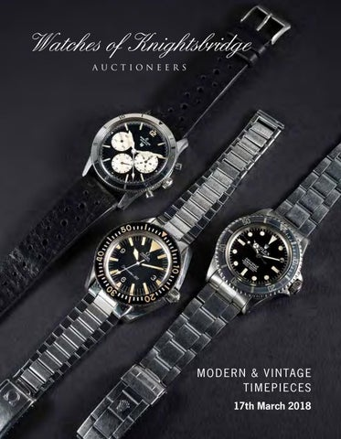 6d7b27b91 Watches of Knightsbridge by Auction Technology Group - issuu