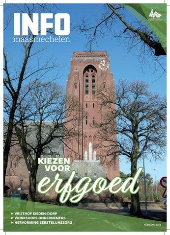 Gemeente Maasmechelen - infoblad februari 2018 by Gemeente ...