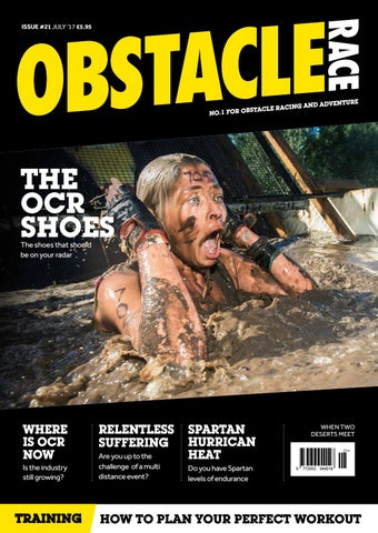 Obstacle race magazine issue 21 by Obstacle Race Magazine - issuu c9ce577dd