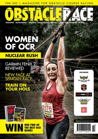 6d6643db229ab0 Obstacle Race Magazine Issue 4 by Obstacle Race Magazine - issuu