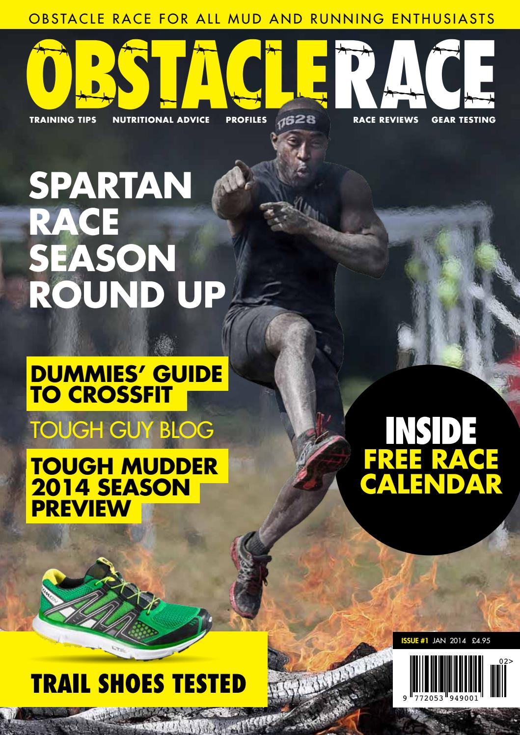 c585de38ec1 Obstacle Race Magazine Issue 1 by Obstacle Race Magazine - issuu