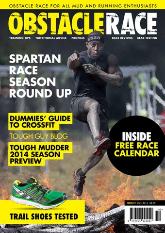 1638370d619 Obstacle Race Magazine Issue 1 by Obstacle Race Magazine - issuu