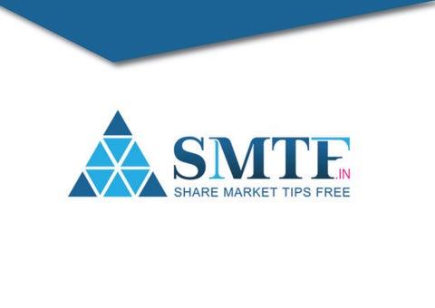 Stock Market Tips | Intraday Tips | Share Market Tips | Trading Tips