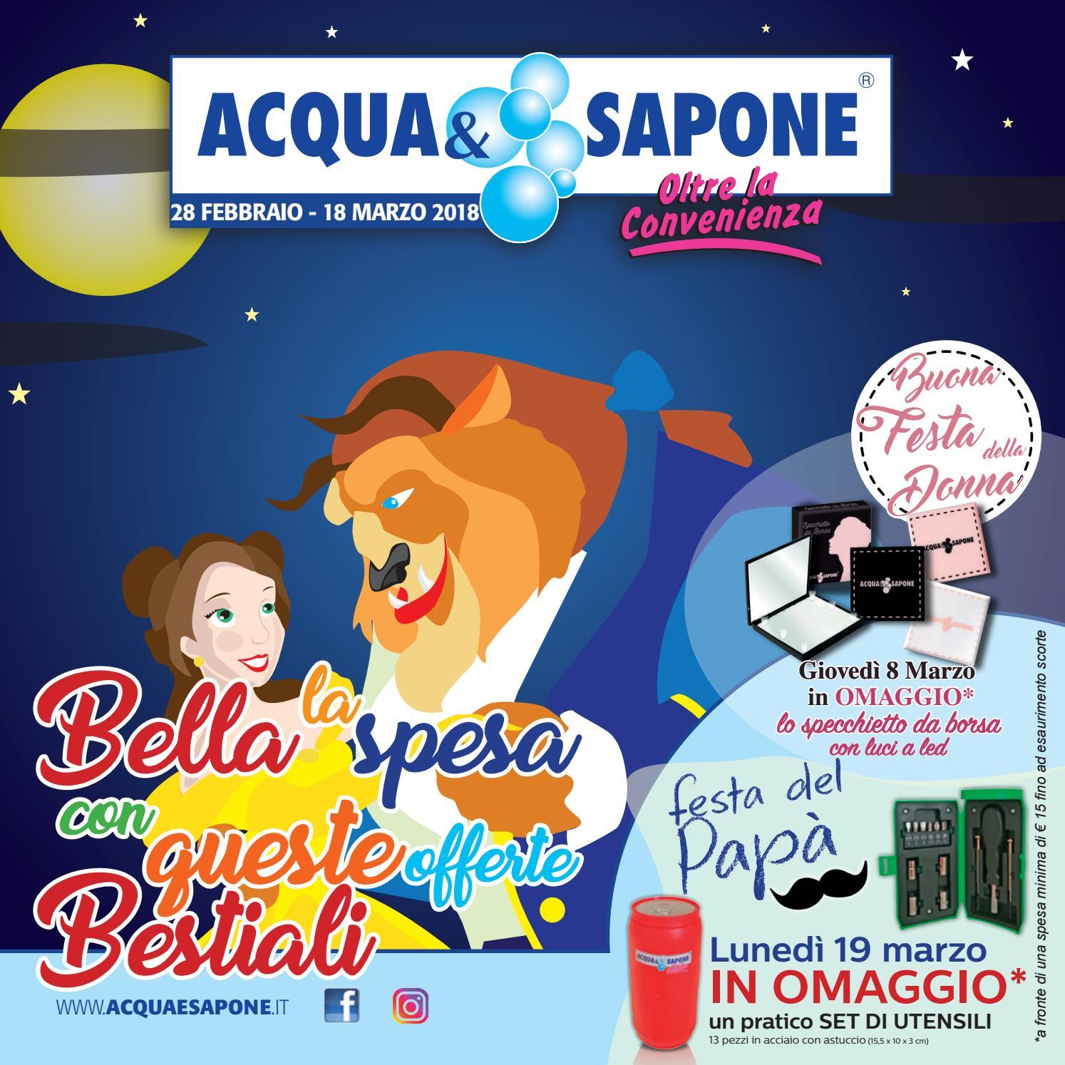 Volantino n 4 acqua sapone by acqua sapone toscana umbria for Volantino acqua e sapone toscana