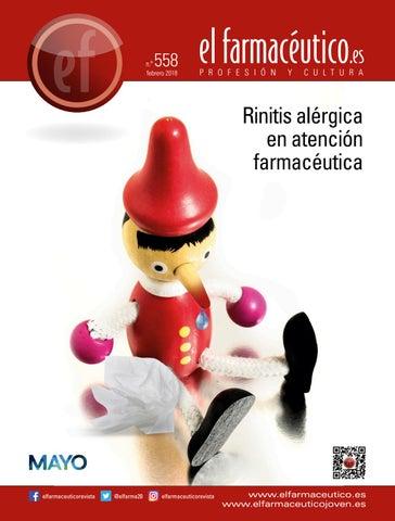El Farmacéutico n.º 558 by Ediciones Mayo 2761a934ff37