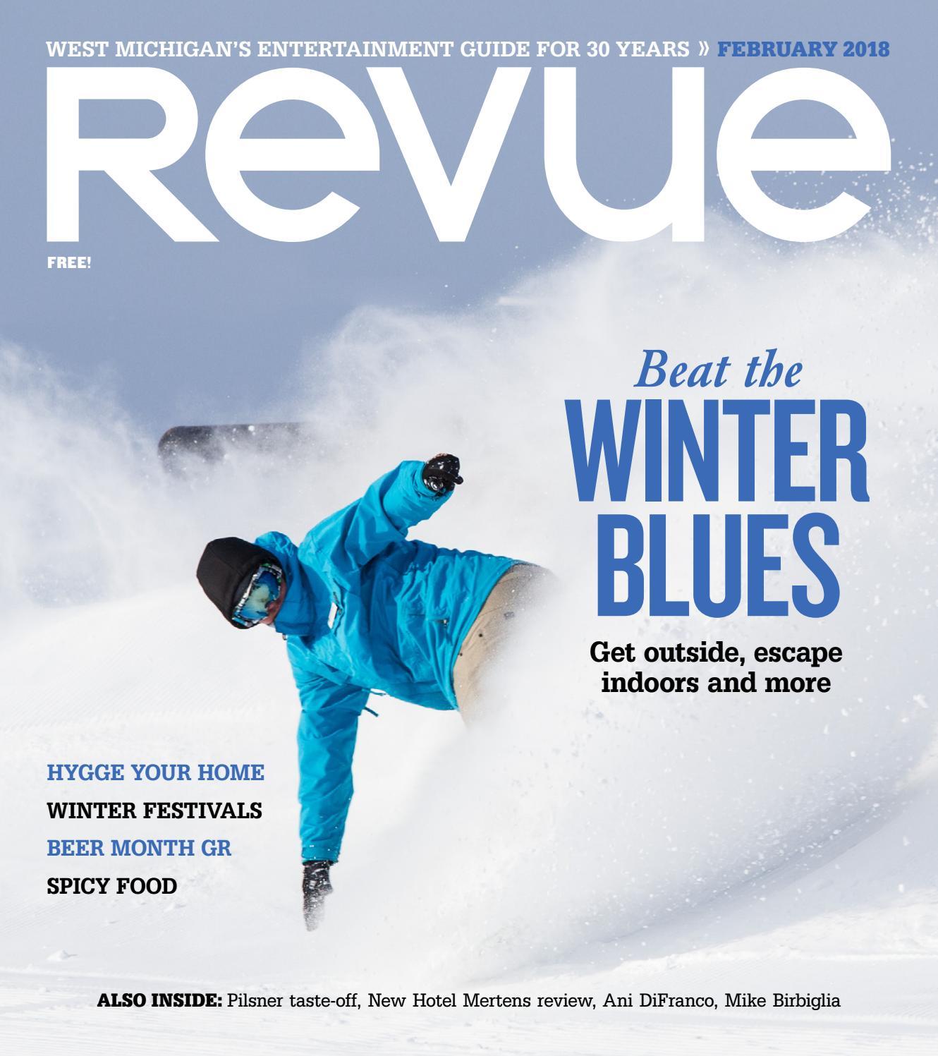 Beating Back Aquatic Entropy On Dane >> Revue Magazine February 2018 By Revue Magazine Issuu