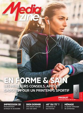 4ee097e472230d Mediazine Belgique Mars 2018 by Mediazine België Belgique - issuu