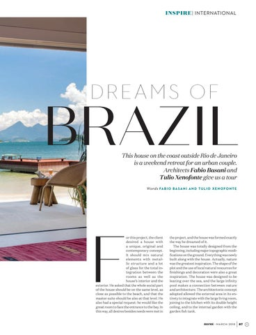 Absolutely home march 2018 by zest media london issuu page 87 of dreams of brazil freerunsca Images
