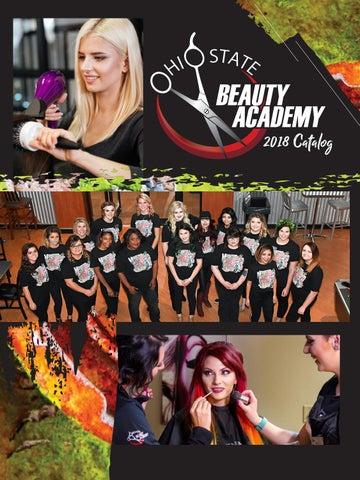 Ohio State Beauty Academy Catalog By Unoh Issuu