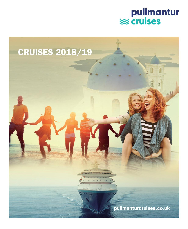 Pullmantur Cruises 2018 19 Brochure By Fred Olsen Travel