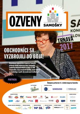dfd88da98 Ozveny Samošky 11 by Atoz Retail - issuu