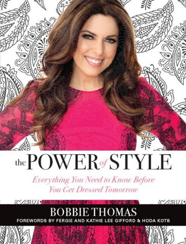 23896fc0a The power of style bobbie thomas by Caca Cvetkovic - issuu