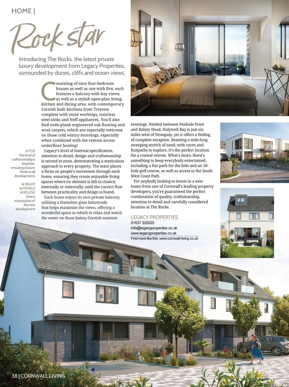 Cornwall living 70 engine house media