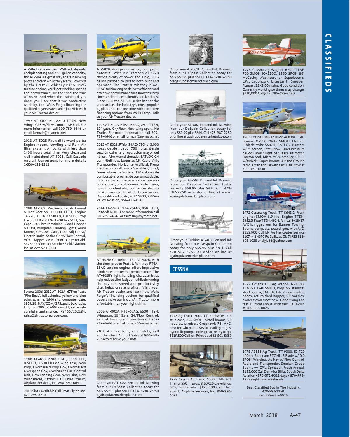 March 2018 - International Edition in English by AgAir