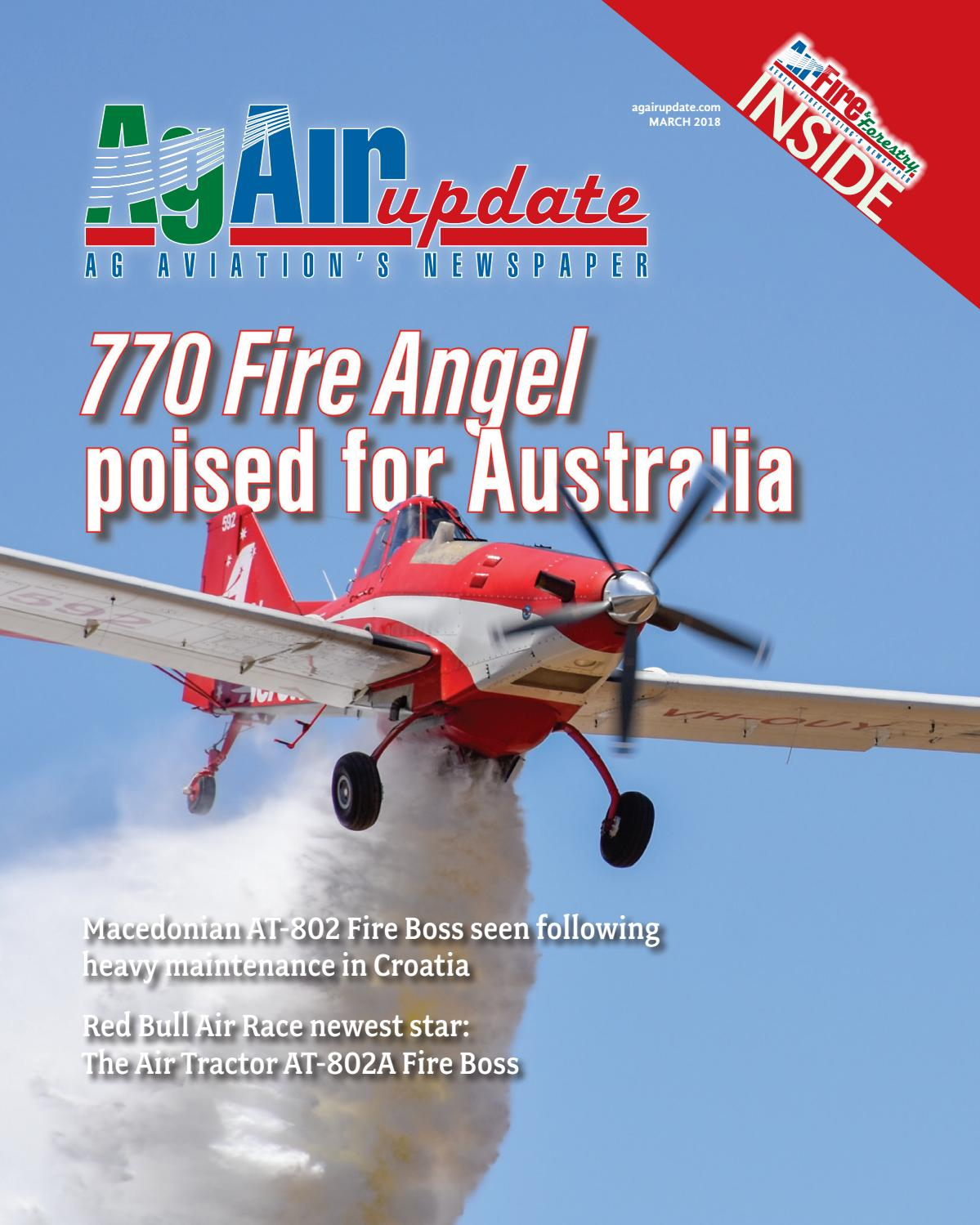 march 2018 u s edition in english by agair update issuu rh issuu com Former Backing On a Composite Repair Tractor Business Cards