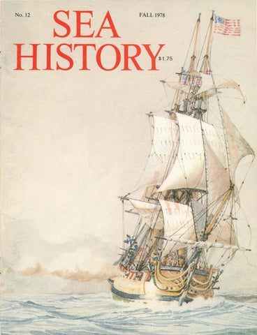 Sea History 012 - Autumn 1978 by National Maritime Historical ... bb98fb3f0df9e