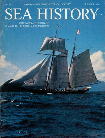 76a29b00a45 Sea History 014 - Summer 1979 by National Maritime Historical ...