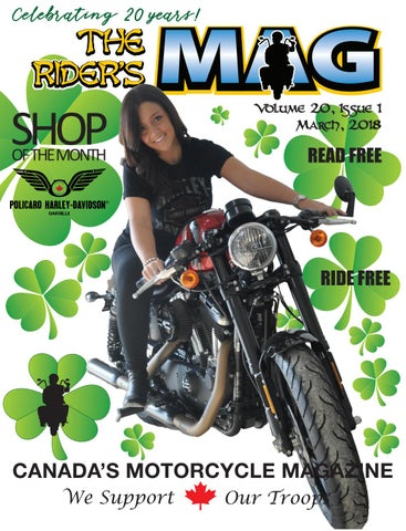 518eba395bd Volume 20, Issue 1 The Rider's Mag March by The Rider's Mag - issuu