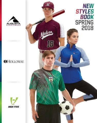 337ebcfad440 Augusta Sportswear 2018 Spring Catalog by Team Connection - issuu