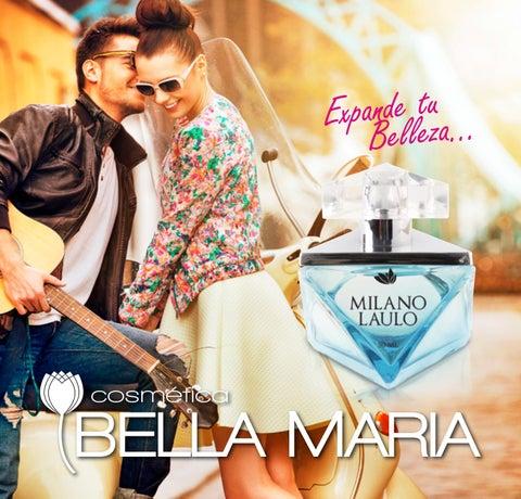 9e62edaf3e Bella Maria Catálogo Otoño-Invierno 2018 by Cosmética Bella Maria ...