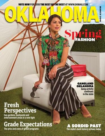 Oklahoma Magazine March 2018 By Oklahoma Magazine Issuu