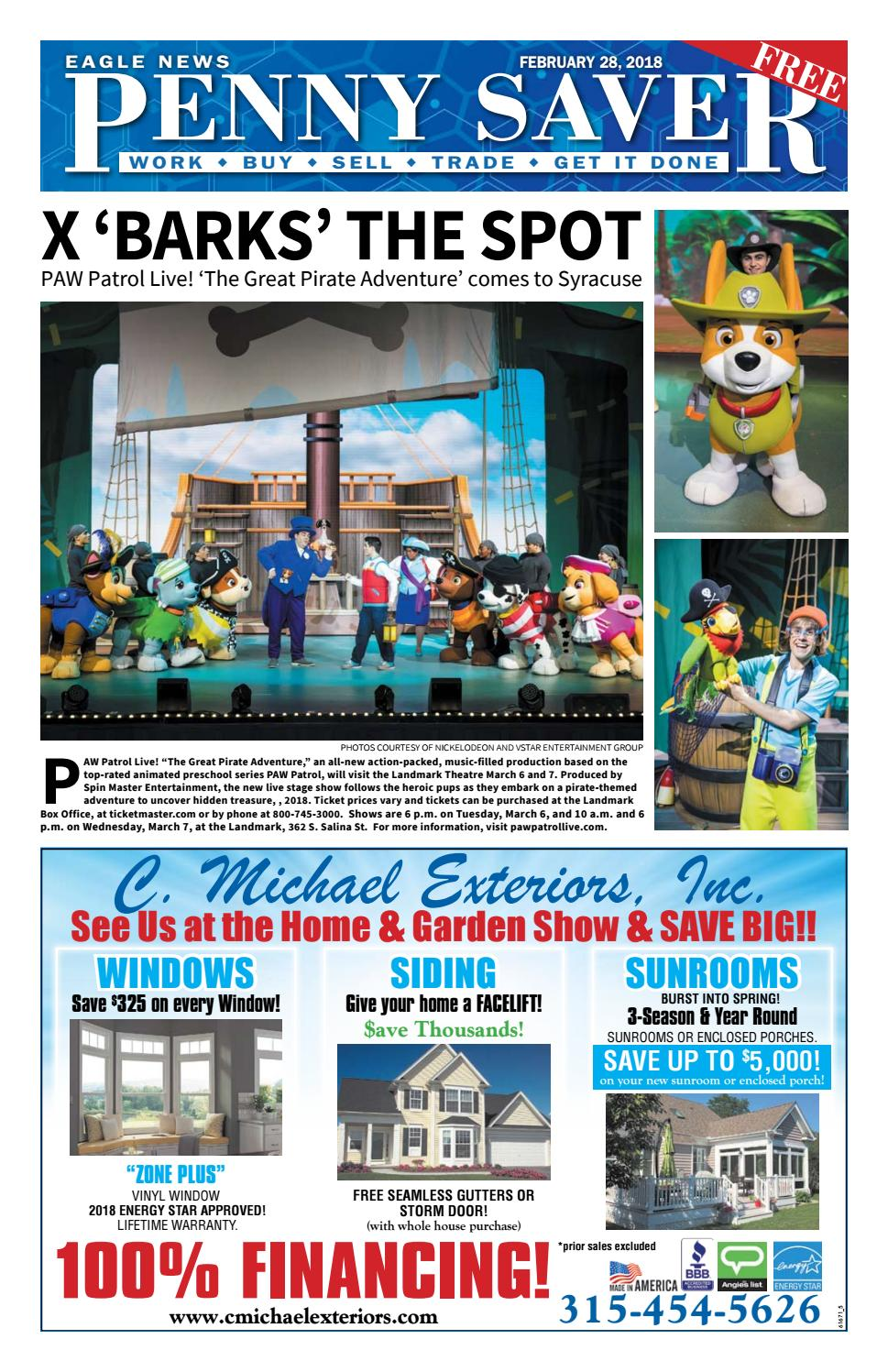 Penny saver feb 28 2018 by Eagle Newspapers - issuu