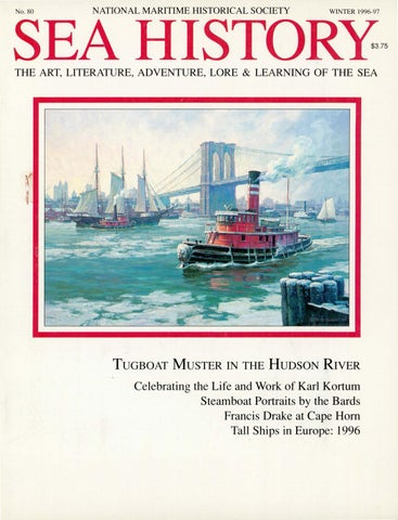 Sea History 080 - Winter 1996-1997 by National Maritime