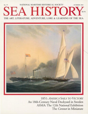 06b8d18cc11 Sea History 097 - Summer 2001 by National Maritime Historical ...