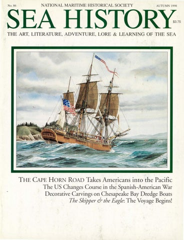 Sea History 086 - Autumn 1998 by National Maritime Historical ... 761efd90d0b0f